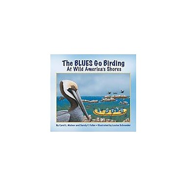Dawn Publications The BLUES Go Birding At Wild America's Shores Workbook By Malnor, Carol L., Kindergarten - Grade 4 [eBook]