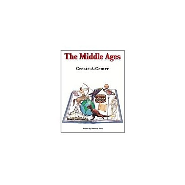 Educational Books 'N' Bingo Middle Ages: Create-A-Center Workbook By Stark, Rebecca, Grade 4 - Grade 8 [eBook]