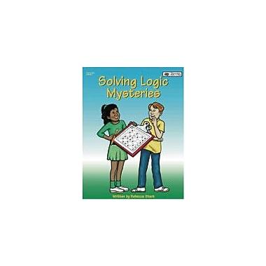 Educational Books 'N' Bingo Solving Logic Mysteries Workbook By Stark, Rebecca, Grade 3 - Grade 5 [eBook]