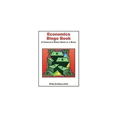 Educational Books 'N' Bingo Economics Bingo Book Workbook By Stark, Rebecca, Grade 4 - Grade 9 [eBook]