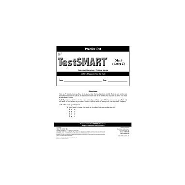 ECS Learning Systems Testsmart Practice Test, Math, Grade 3 (Level C) Workbook, Grade 3 [eBook]