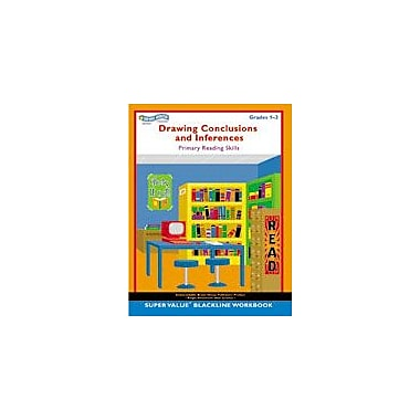 ECS Learning Systems Drawing Conclusions And Inferences (Grades 1-3) Workbook, Grade 1 - Grade 3 [eBook]