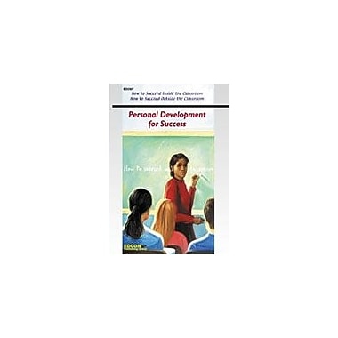Edcon Publishing Group Personal Development For Success: Volume 7 Workbook, Grade 6 - Grade 12 [Enhanced eBook]