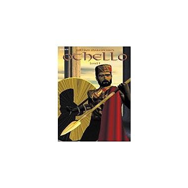 Edcon Publishing Group Easy Reading Shakespeare: Othello (Grade 5 Reading Level) Workbook, Grade 4 - Grade 12 [eBook]