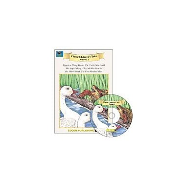 Edcon Publishing Group Children's Classic Tales Volume 2 Workbook, Preschool - Grade 5 [eBook]