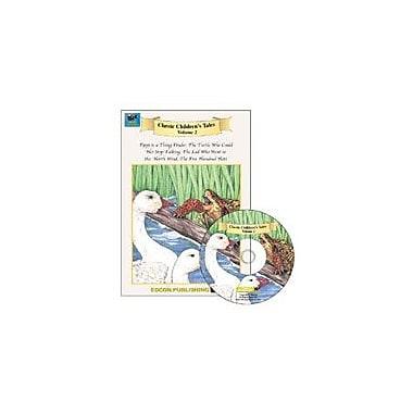 Edcon Publishing Group Children's Classic Tales Volume 2 Workbook, Preschool - Grade 5 [eBook]