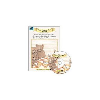 Edcon Publishing Group Children's Classic Tales Volume 9 Workbook, Preschool - Grade 5 [eBook]