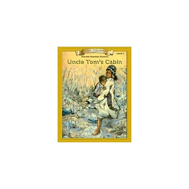 Edcon Publishing Group Uncle Tom's Cabin [Bring The Classics To Life] Workbook, Grade 2 - Grade 12 [eBook]