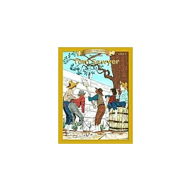Edcon Publishing Group Tom Sawyer [Bring The Classics To Life] Workbook By Mark Twain, Grade 2 - Grade 12 [eBook]