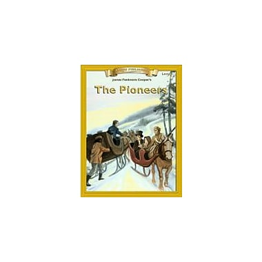 Edcon Publishing Group The Pioneers [Bring The Classics To Life] Workbook By James Fenimore Cooper, Grade 4 - Grade 12 [eBook]
