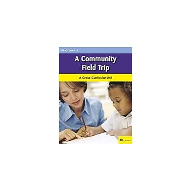 Lorenz Educational Press A Community Field Trip Workbook By Gross, Jonathan, Preschool - Kindergarten [eBook]