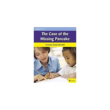 Lorenz Educational Press The Case Of The Missing Pancake Workbook By Gross, Jonathan, Preschool - Kindergarten [eBook]