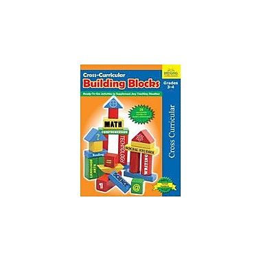 Lorenz Educational Press Cross-Curricular Building Blocks: Grades 3,4 Workbook, Grade 3 - Grade 4 [eBook]