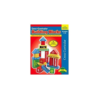 Lorenz Educational Press Cross-Curricular Building Blocks: Grades 5,6 Workbook By Johnson, Judy A, Grade 5 - Grade 6 [eBook]