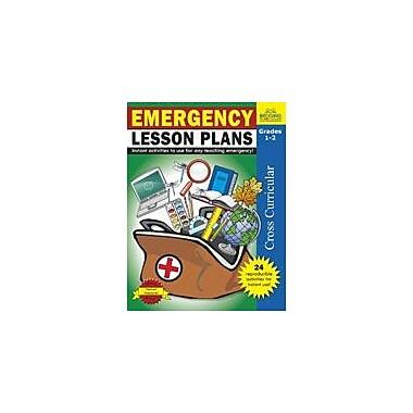 Lorenz Educational Press Emergency Lesson Plans: Grades 1,2 Workbook, Grade 1 - Grade 2 [Enhanced eBook]