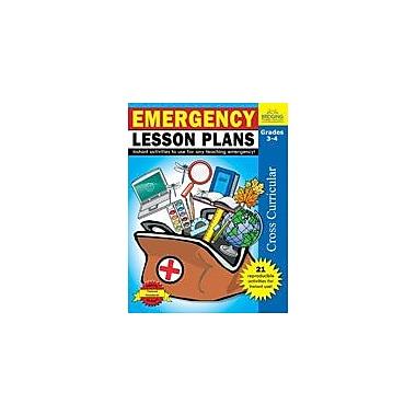 Lorenz Educational Press Emergency Lesson Plans: Grades 3,4 Workbook, Grade 3 - Grade 4 [Enhanced eBook]