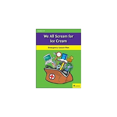 Lorenz Educational Press We All Scream For Ice Cream Workbook By Johnson, Judy A; Meeks, Barbara, Grade 3 - Grade 4 [eBook]