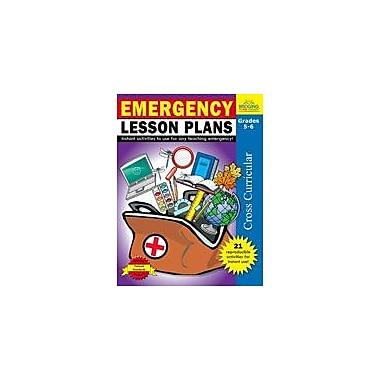 Lorenz Educational Press Emergency Lesson Plans: Grades 5,6 Workbook, Grade 5 - Grade 6 [Enhanced eBook]