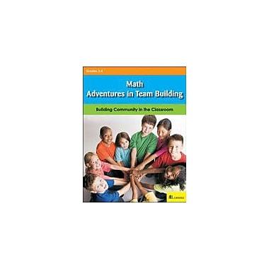 Lorenz Educational Press Math Adventures In Team Building Workbook, Grade 3 - Grade 4 [eBook]