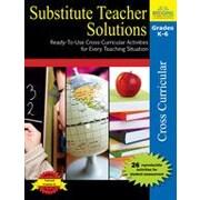 Lorenz Educational Press - Manuel Substitute Teacher Solutions, maternelle à 5e année [livre numérique amélioré]