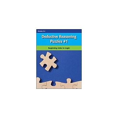Lorenz Educational Press Deductive Reasoning Puzzles [eBook]