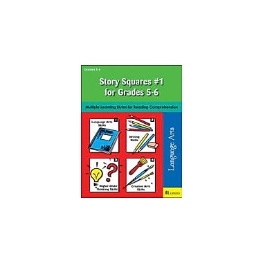Lorenz Educational Press Story Squares #1 For Grades 5-6 Workbook, Grade 5 - Grade 6 [eBook]