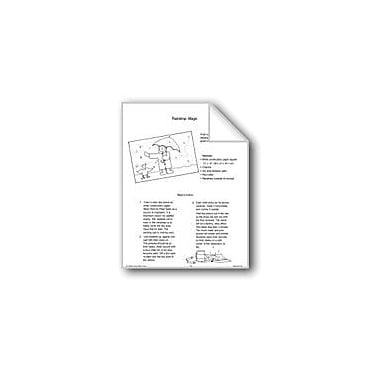 Evan-Moor Educational Publishers Spring Rain Art Workbook, Grade 1 - Grade 3 [eBook]