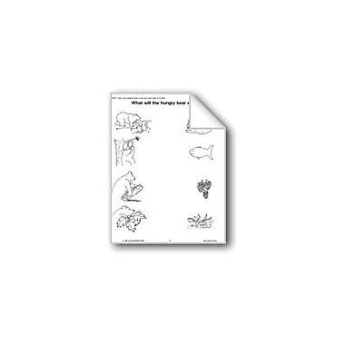 Evan-Moor Educational Publishers Bear Picnics, Puppets, And Puzzles Workbook, Preschool - Grade 1 [eBook]