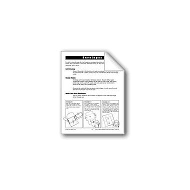 Evan-Moor Educational Publishers Envelopes And Decorating Techniques Workbook, Grade 1 - Grade 6 [eBook]