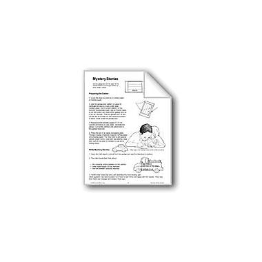 Evan-Moor Educational Publishers Mystery Stories Workbook, Grade 1 - Grade 3 [eBook]