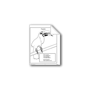 Evan-Moor Educational Publishers Toucans Workbook, Grade 1 - Grade 3 [eBook]