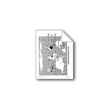 Evan-Moor Educational Publishers Rainforests: Mammals And Map Workbook, Grade 3 - Grade 6 [eBook]