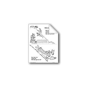 Evan-Moor Educational Publishers Short Vowel Stories: Bob And Sam Workbook, Grade 1 - Grade 3 [eBook]