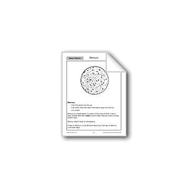 Evan-Moor Educational Publishers Space Science: The Nine Planets Workbook, Grade 1 - Grade 6 [eBook]