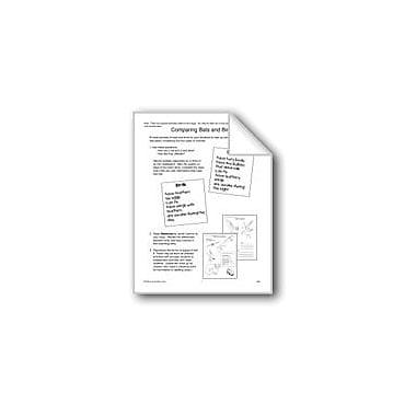 Evan-Moor Educational Publishers Comparing Bats And Birds Workbook, Grade 1 - Grade 3 [eBook]