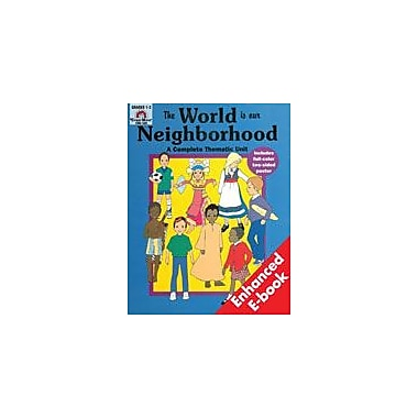Evan-Moor Educational Publishers The World Is Our Neighborhood Workbook, Grade 1 - Grade 3 [Enhanced eBook]