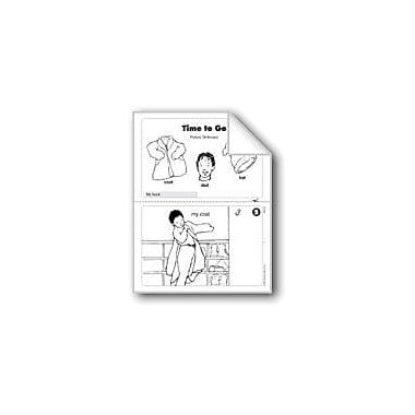 Evan-Moor Educational Publishers Time To Go Workbook, Preschool - Kindergarten [eBook]