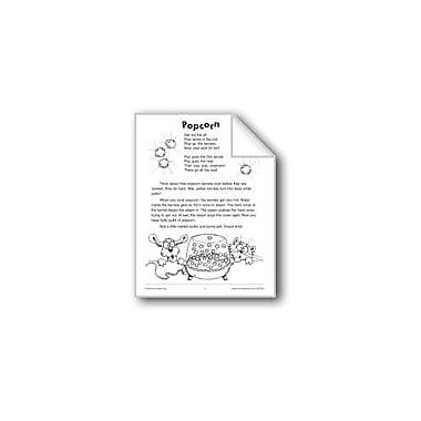 Evan-Moor Educational Publishers Popcorn Workbook, Grade 2 [eBook]