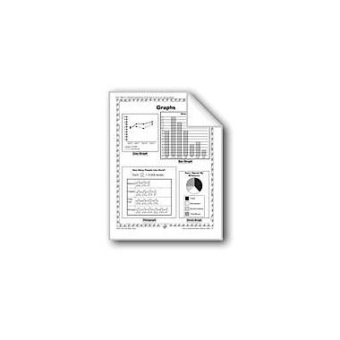 Evan-Moor Educational Publishers Graphic Components: Graphs Workbook, Grade 3 - Grade 6 [eBook]