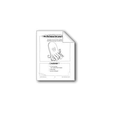 Evan-Moor Educational Publishers An Octopus For Your Bath Workbook, Kindergarten - Grade 1 [eBook]