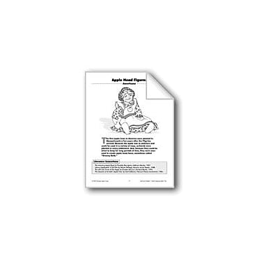 Evan-Moor Educational Publishers Apple Head Figures Workbook, Grade 1 - Grade 6 [eBook]