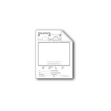 Evan-Moor Educational Publishers Helicopter (Draw...Then Write) Workbook, Grade 1 - Grade 3 [eBook]