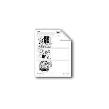 Evan-Moor Educational Publishers Draw What Happens Next (Boy And Stars) Workbook, Kindergarten - Grade 2 [eBook]