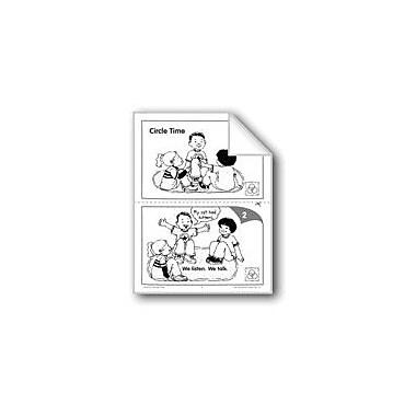 Evan-Moor Educational Publishers Circle Time Workbook, Kindergarten - Grade 1 [eBook]