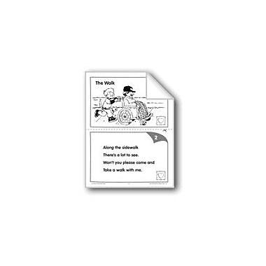 Evan-Moor Educational Publishers The Walk Workbook, Kindergarten - Grade 1 [eBook]