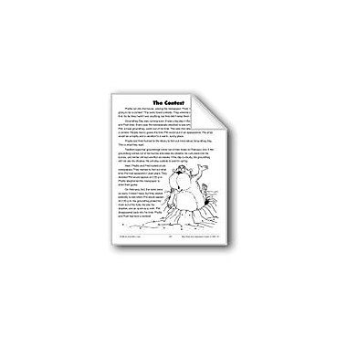 Evan-Moor Educational Publishers The Contest Workbook, Grade 3 [eBook]