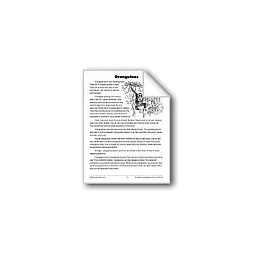 Evan-Moor Educational Publishers Orangutans Workbook, Grade 3 [eBook]