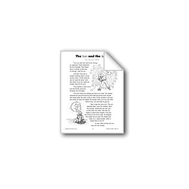 Evan-Moor Educational Publishers The Sun And The Wind (An Aesop Fable) Workbook, Grade 2 - Grade 3 [eBook]