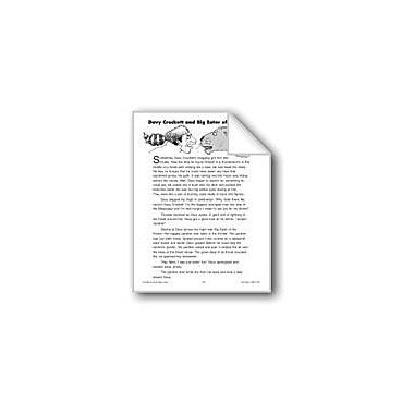 Evan moor educational publishers davy crockett and big eater of the evan moor educational publishers davy crockett and big eater of the forest workbook grade fandeluxe Images