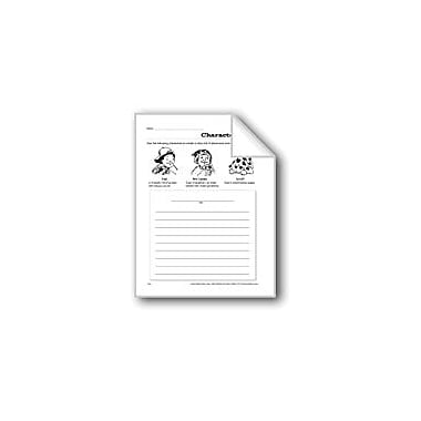 Evan-Moor Educational Publishers Characters Plus Workbook, Grade 2 - Grade 5 [eBook]
